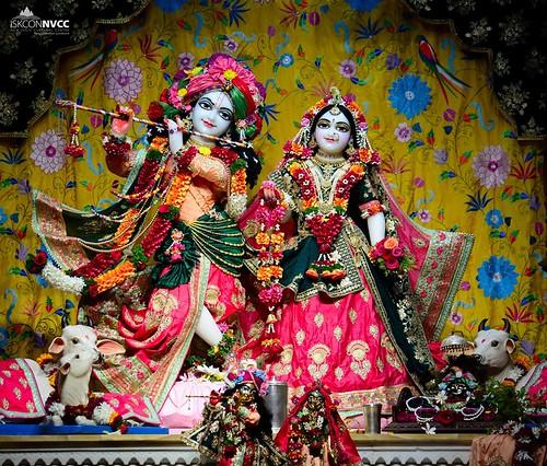 ISKCON Pune NVCC Deity Darshan 06 Nov 2019