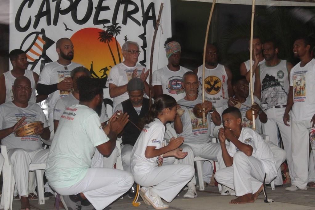 Batizado e troca de cordas XXVI Encontro Nacional de capoeiristas em Alcobaça (18)
