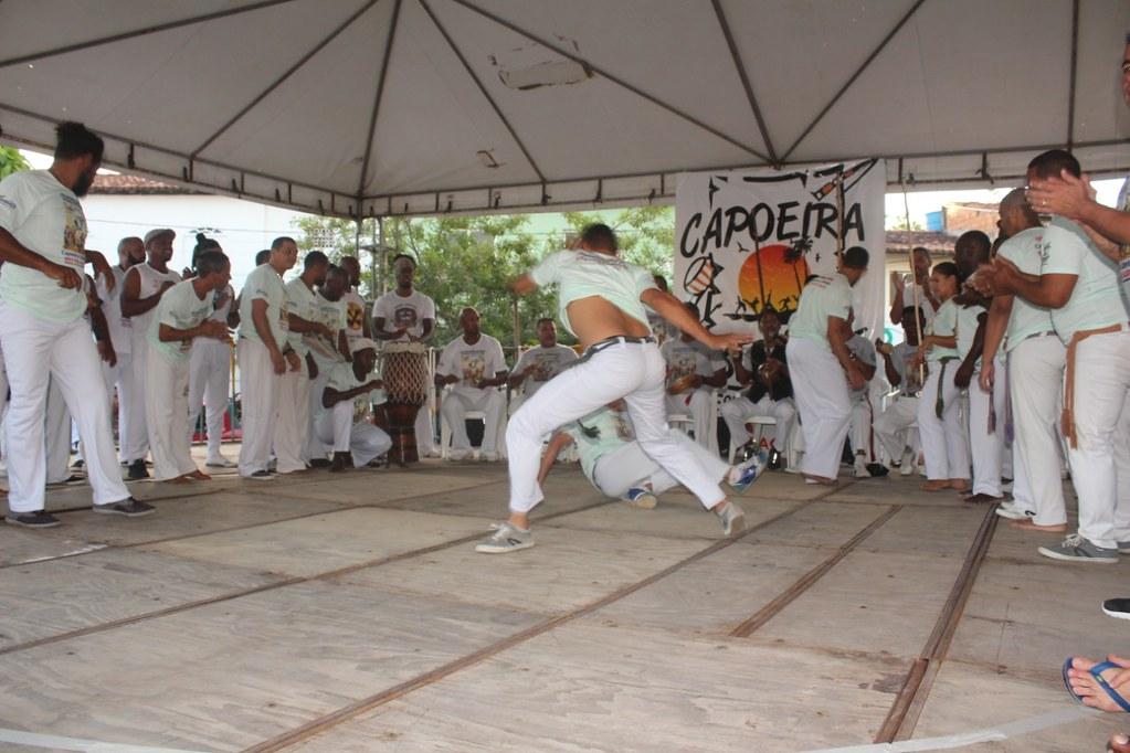 Batizado e troca de cordas XXVI Encontro Nacional de capoeiristas em Alcobaça (17)