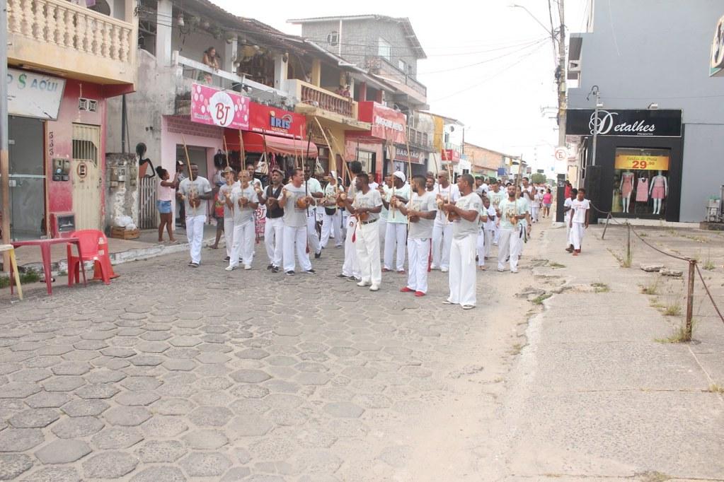 Batizado e troca de cordas XXVI Encontro Nacional de capoeiristas em Alcobaça (16)