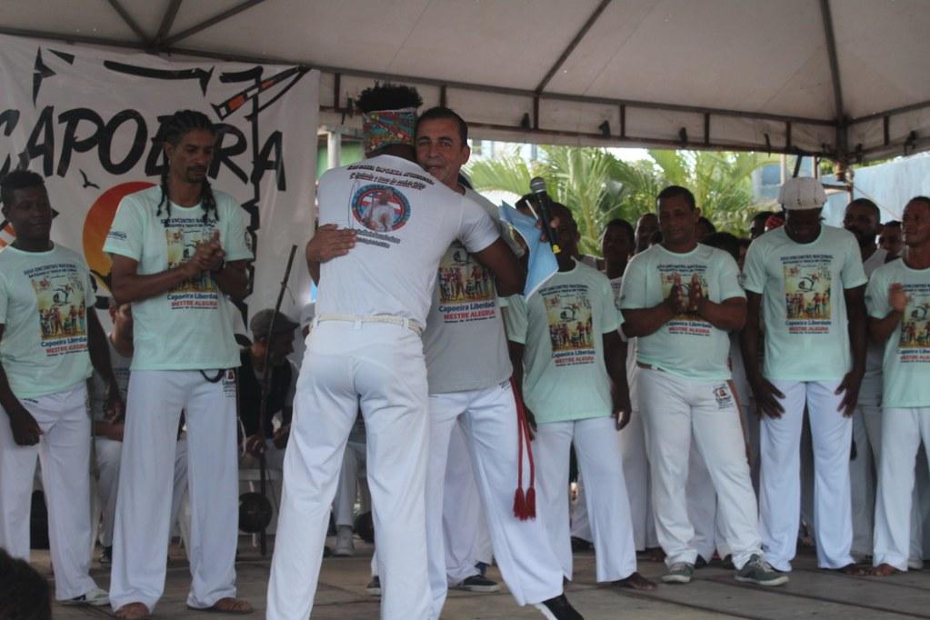 Batizado e troca de cordas XXVI Encontro Nacional de capoeiristas em Alcobaça (14)
