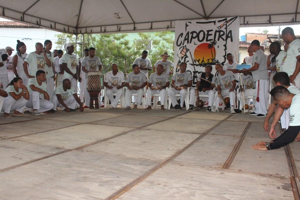 Batizado e troca de cordas XXVI Encontro Nacional de capoeiristas em Alcobaça (11)