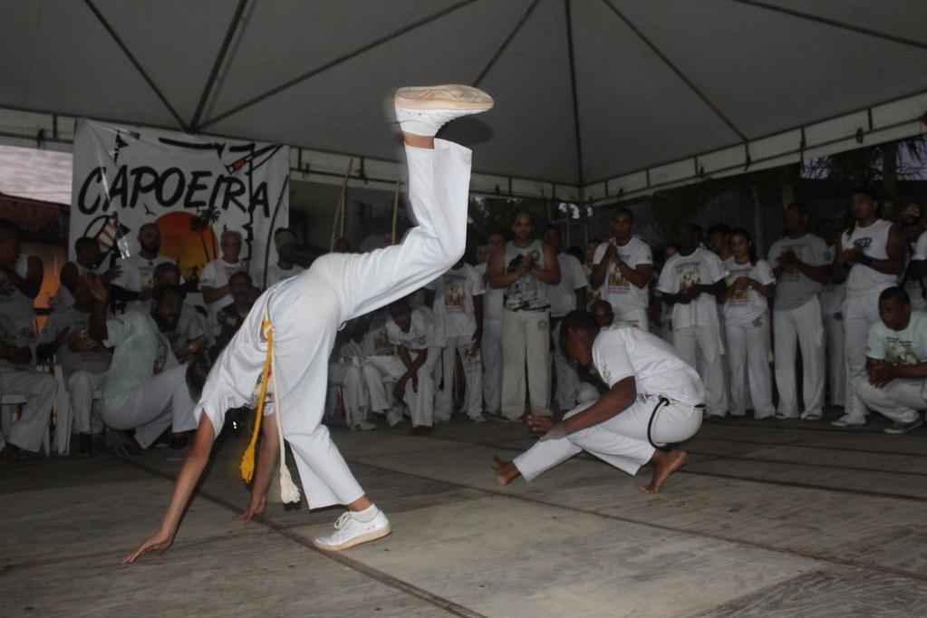 Batizado e troca de cordas XXVI Encontro Nacional de capoeiristas em Alcobaça (10)