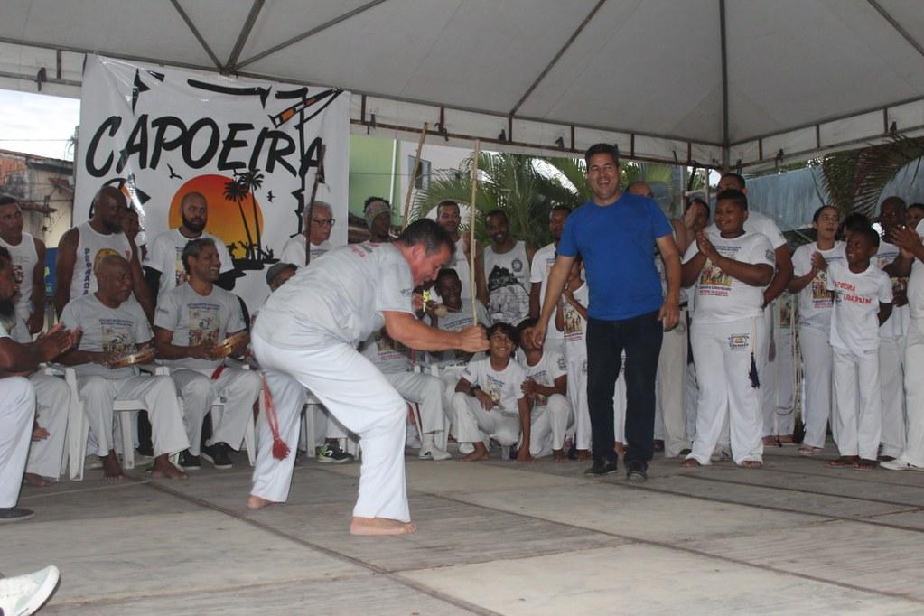 Batizado e troca de cordas XXVI Encontro Nacional de capoeiristas em Alcobaça (9)