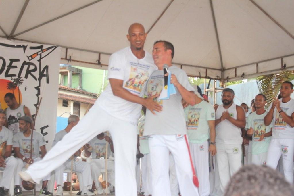 Batizado e troca de cordas XXVI Encontro Nacional de capoeiristas em Alcobaça (8)
