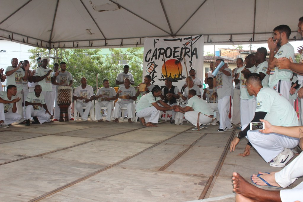 Batizado e troca de cordas XXVI Encontro Nacional de capoeiristas em Alcobaça (6)