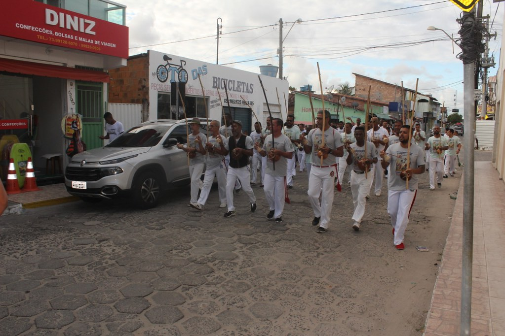 Batizado e troca de cordas XXVI Encontro Nacional de capoeiristas em Alcobaça (4)