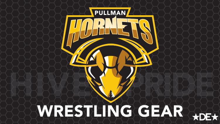 Pullman Hornets Wrestling Gear