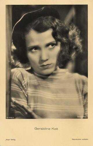 Geraldine Katt in Florentine (1937)