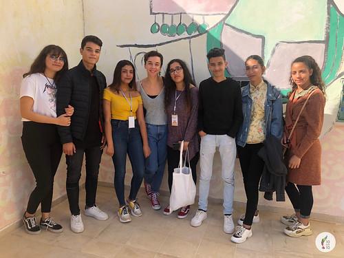 1er Festival International de Théâtre Francophone pour Jeunes 30-3 novembre 2019 Gammarth, Tunisie