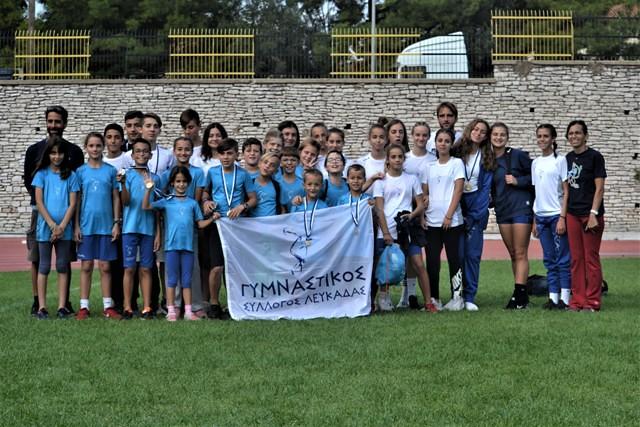 Ο Γυμναστικός Σύλλογος στους αγώνες «Πρωτέας 2019» στην Ηγουμενίτσα