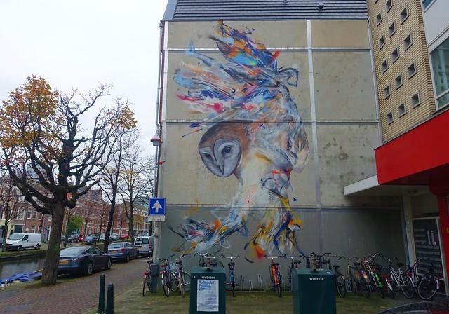 StreetART/Kunst in de wijk /L7matrix