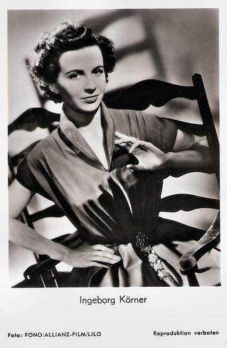Ingeborg Körner in Toxi (1952)