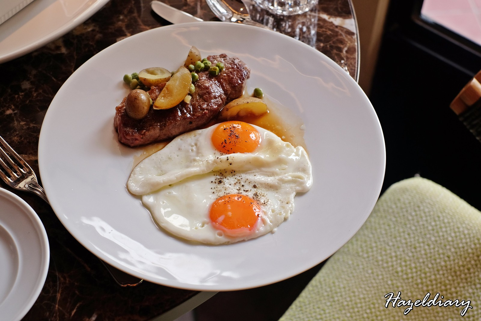 six Senses Brasserie -The Weekender's Brasserie Brunch-Steak and fries