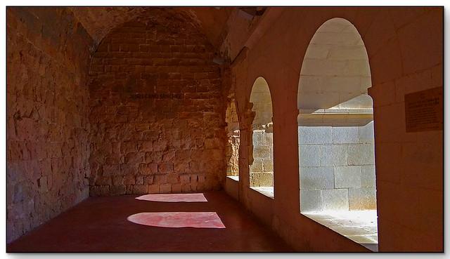 Galeria, Castell de Miravet (la Ribera d'Ebre)