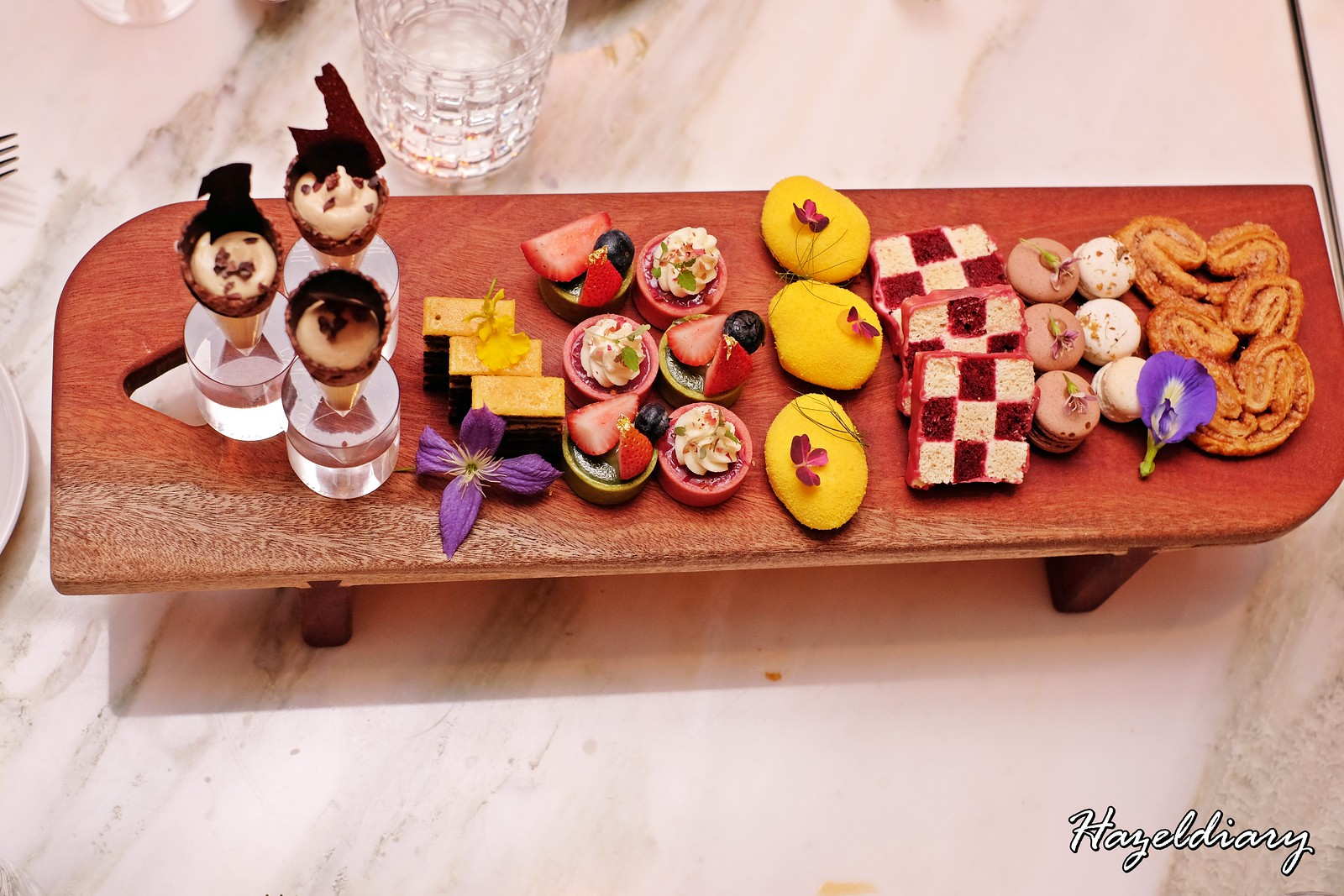 six Senses Brasserie -The Weekender's Brasserie Brunch-Desserts