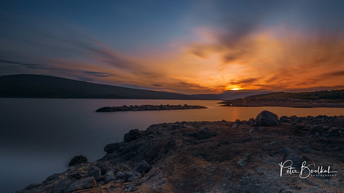 The Sunsets Over Loch Shin