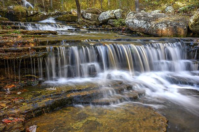 Autumn at Collins Creek