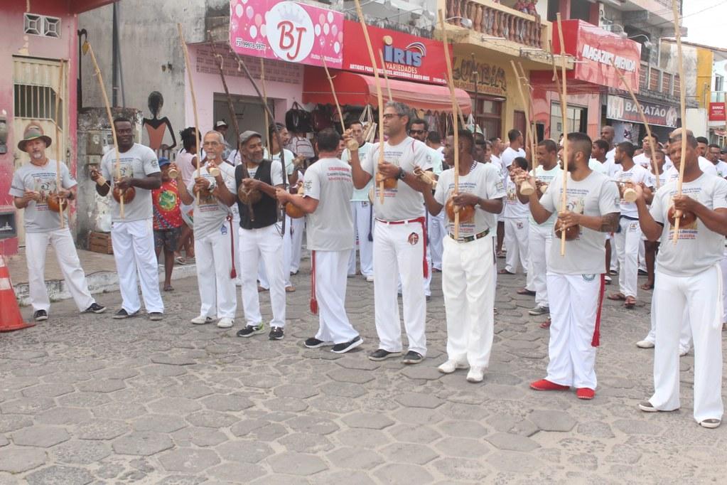 Batizado e troca de cordas XXVI Encontro Nacional de capoeiristas em Alcobaça (15)