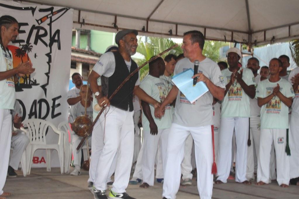 Batizado e troca de cordas XXVI Encontro Nacional de capoeiristas em Alcobaça (12)
