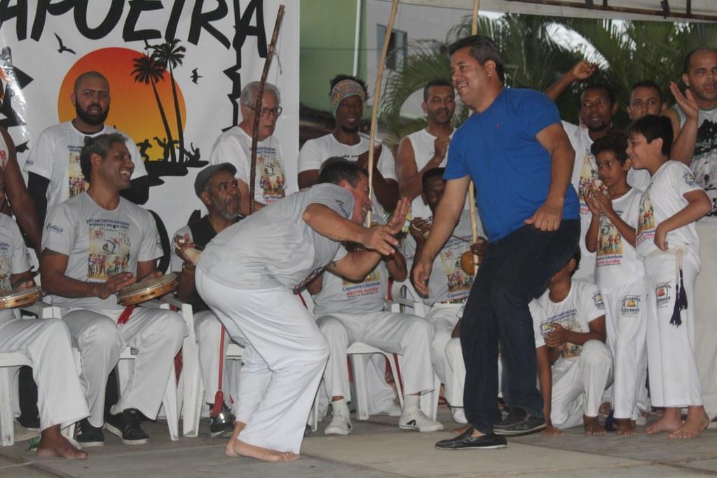Batizado e troca de cordas XXVI Encontro Nacional de capoeiristas em Alcobaça (7)
