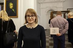 Tre, 10/30/2019 - 17:44 - Fotografijos: © Vilniaus universiteto biblioteka, 2019