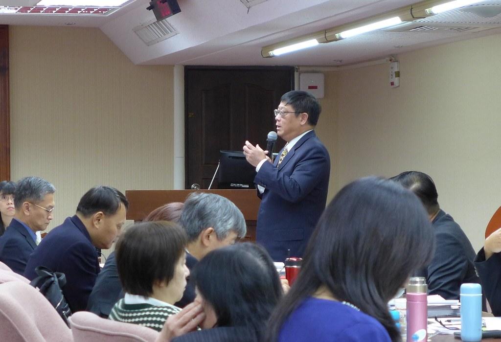 環保署長張子敬表示,台東縣焚化爐重啟的規畫不變。孫文臨攝