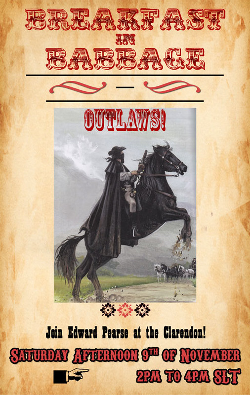 Bedlam in Babbage: Outlaws!