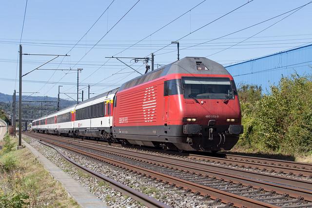 SBB Re 460 083 Itingen