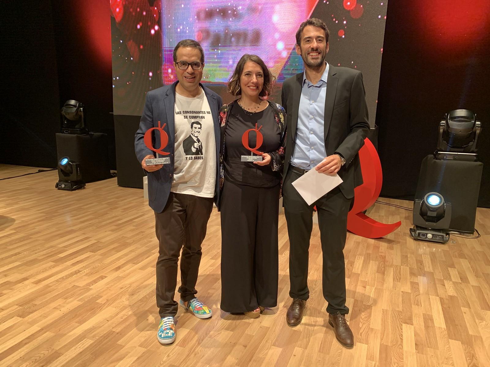 Concursos de Antena 3