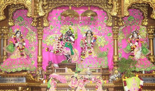 ISKCON Delhi Deity Darshan 06 Nov 2019