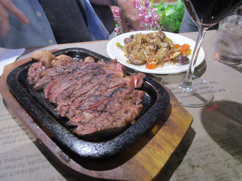 Arnos Excellent Steaks Burgers