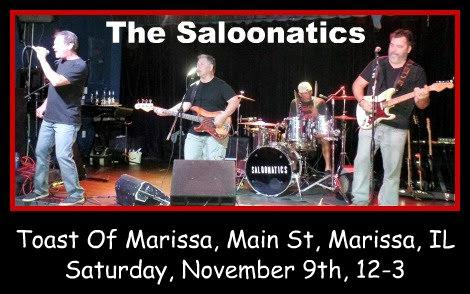 Saloonatics 11-9-19