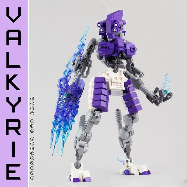 Valkyrie: Toa of Lightning