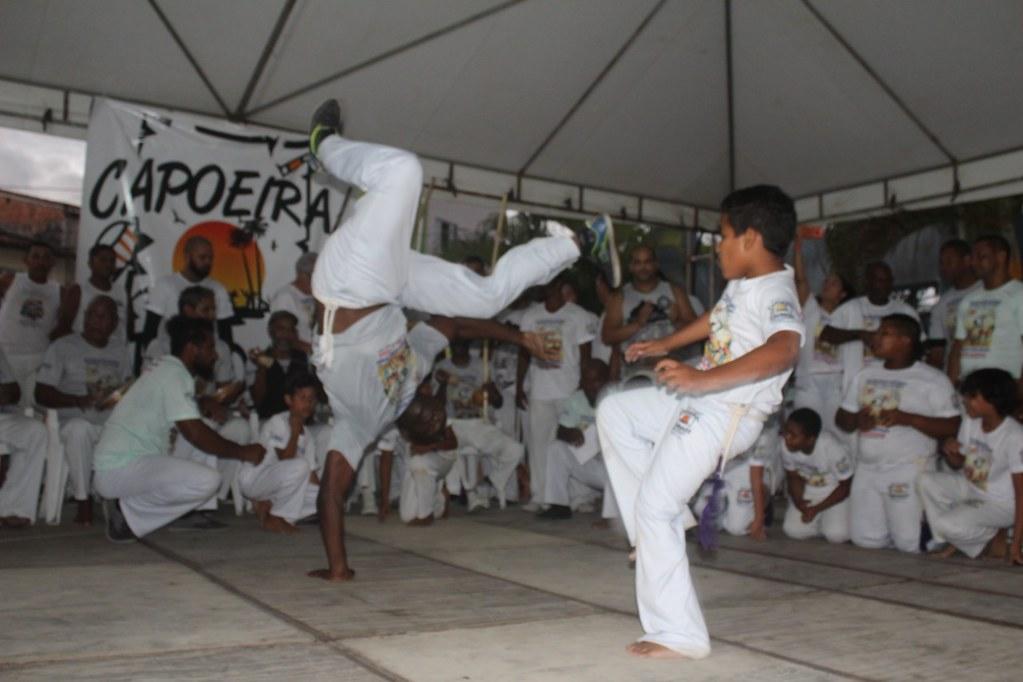 Batizado e troca de cordas XXVI Encontro Nacional de capoeiristas em Alcobaça (21)