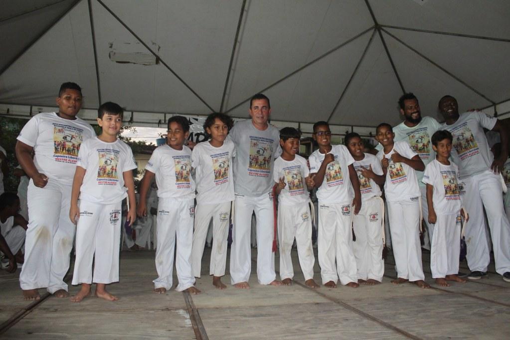 Batizado e troca de cordas XXVI Encontro Nacional de capoeiristas em Alcobaça (19)