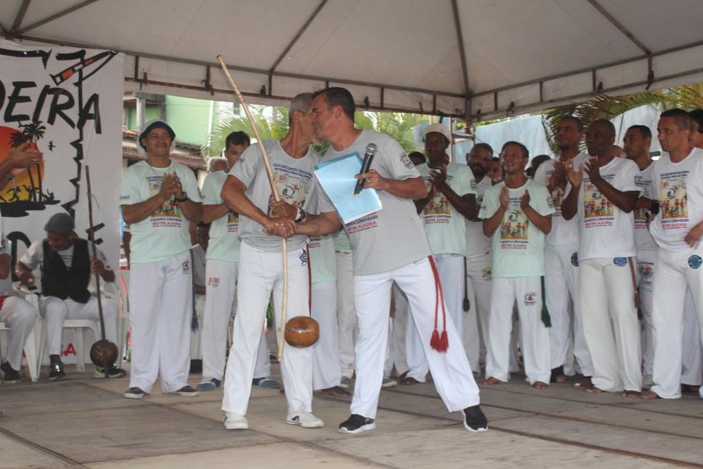 Batizado e troca de cordas XXVI Encontro Nacional de capoeiristas em Alcobaça (13)