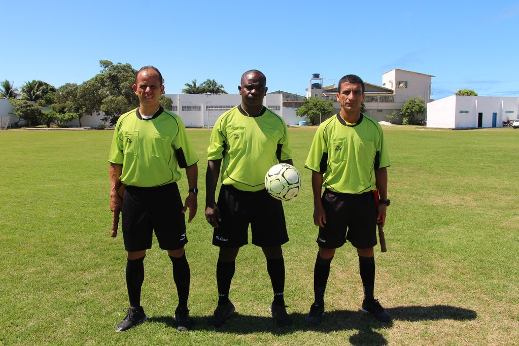 Mais uma vitória de Patchanka no Campeonato Municipal de Futebol Alcobaça (2)