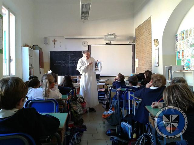 Lezione Padre Paolo - S.Alberto (primaria)