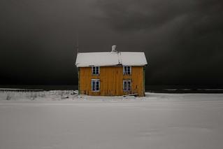 Abandoned House, Lofoten