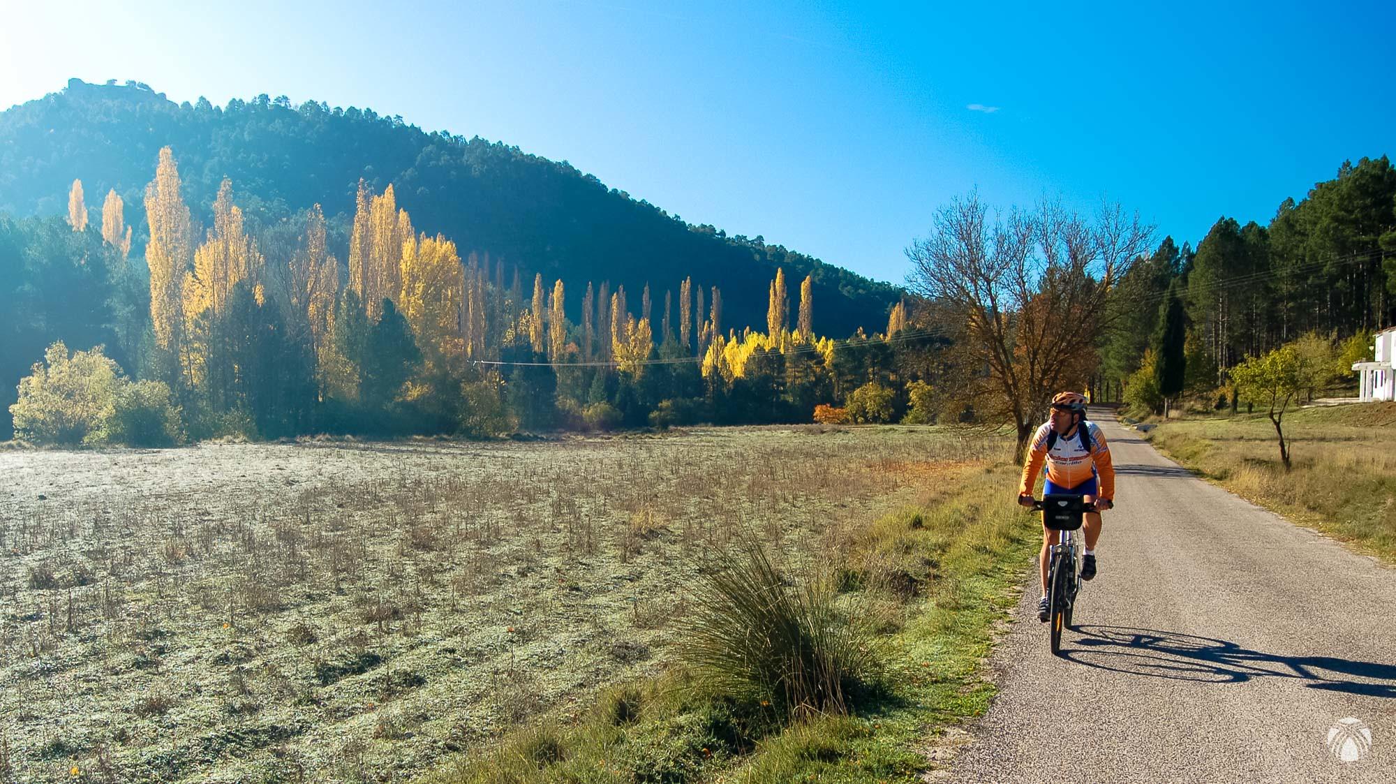 Un valle precioso el de Río Madera