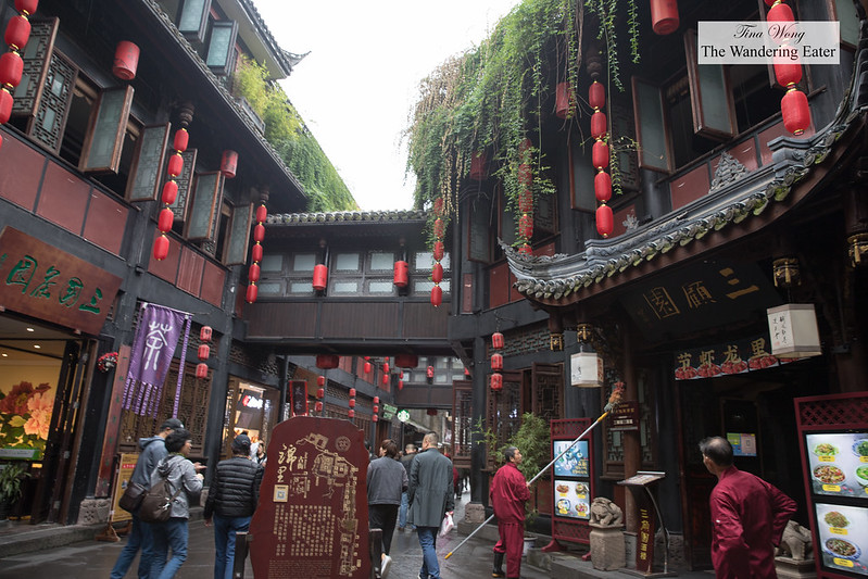Jinli 锦里古街, Chengdu, China