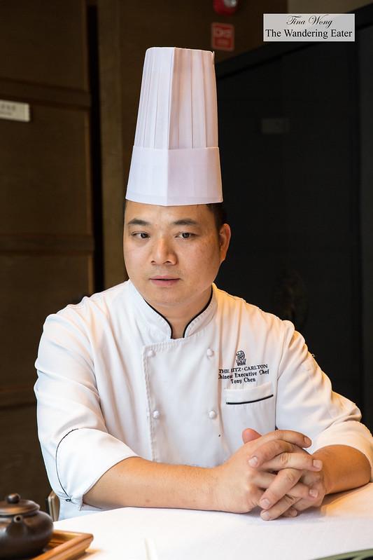 Executive Chef Tony Chen
