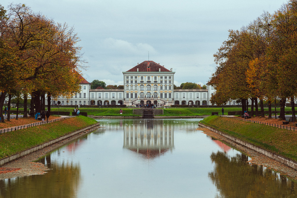 Schloß Nymphenburg