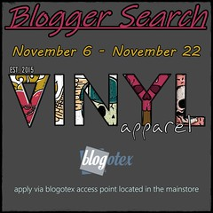 Vinyl Blogger Search 2019