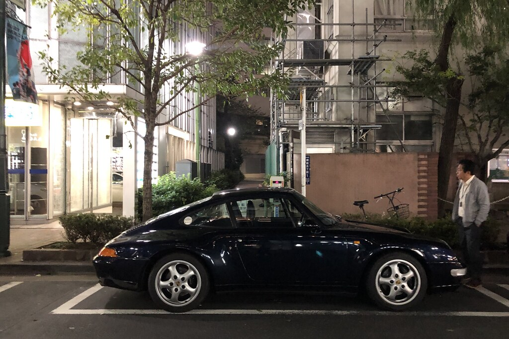 Porsche 911(993)