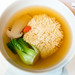 Huaiyang style tofu in pork and vegetable consomme