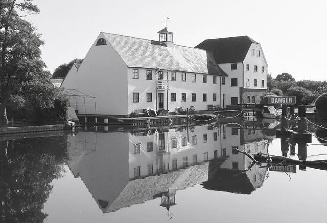 Hambleden Mill Reflections