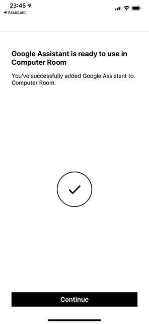 Sonos - Add a Service - Done