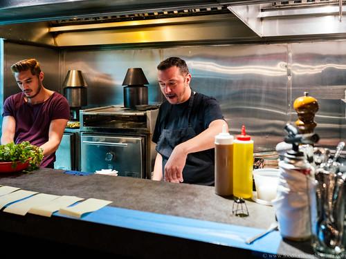 Cobaya Arson with Chef Deme Lomas